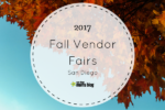 2017 fall vendor fair