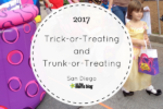 fall guide 2017 trick or treating