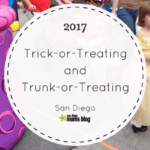 Trick-or-Treating and Trunk-or-Treating in San Diego