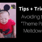 "Tips + Tricks: Avoiding the ""Theme Park Meltdown"""