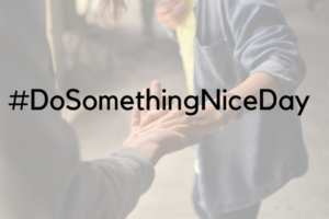 do something nice