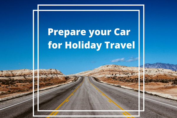 Prepare for holiday travel