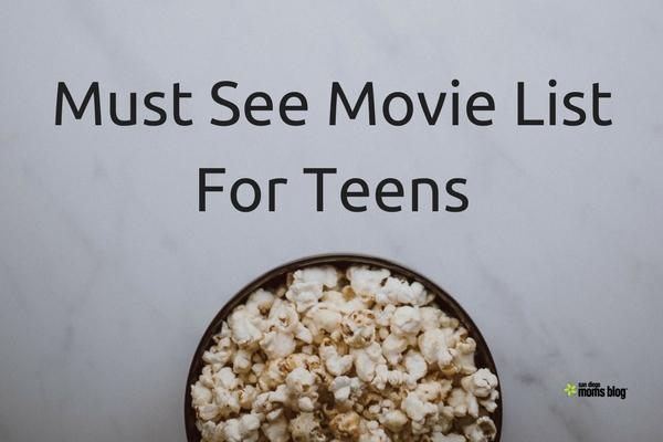 movie list teens