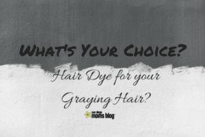 graying