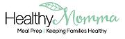 healthy momma logo meal prep
