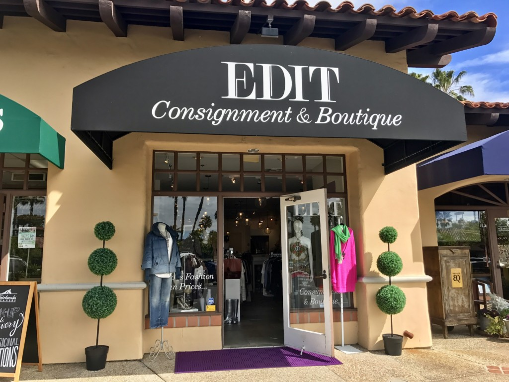 EDIT consignment & boutique