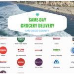 Same-day Grocery Delivery Options in San Diego for Busy Parents