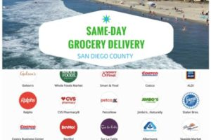 same-day grocery delivery