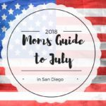 Moms Guide to July 2018