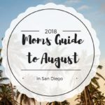 2018 Moms Guide to August Events