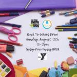 SDMB Cares – Back to School Drive Event
