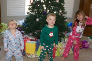 kids playing - highlighting the fight against pediatric cancer