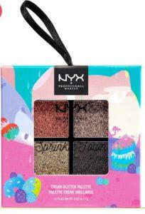 NYX: Cream Glitter Palette