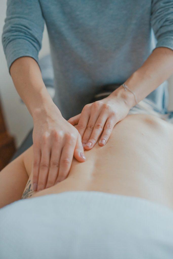 unsplash massage image