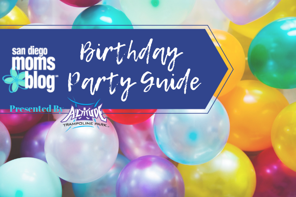 Birthday Party Guide 2019