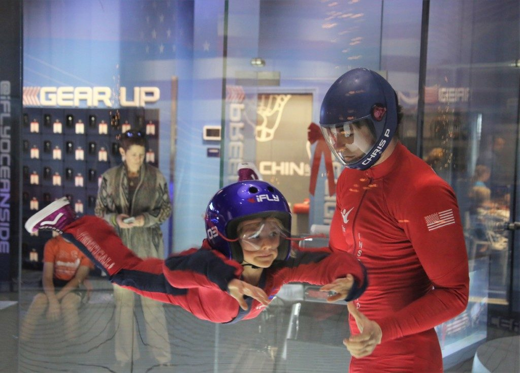 Grow Another Year Older And Soar A Little Bit Higher Birthday Party At IFLY Is The Perfect Way To Celebrate Any Age Youll Work With Oceanside