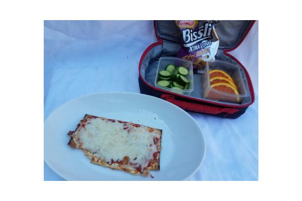 Matzah Pizza Lunch