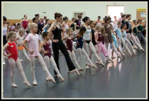 San Diego Civic Youth Ballet Summer Camps