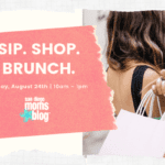 SDMB Events: Sip Shop Brunch is BACK and Better Than Ever!
