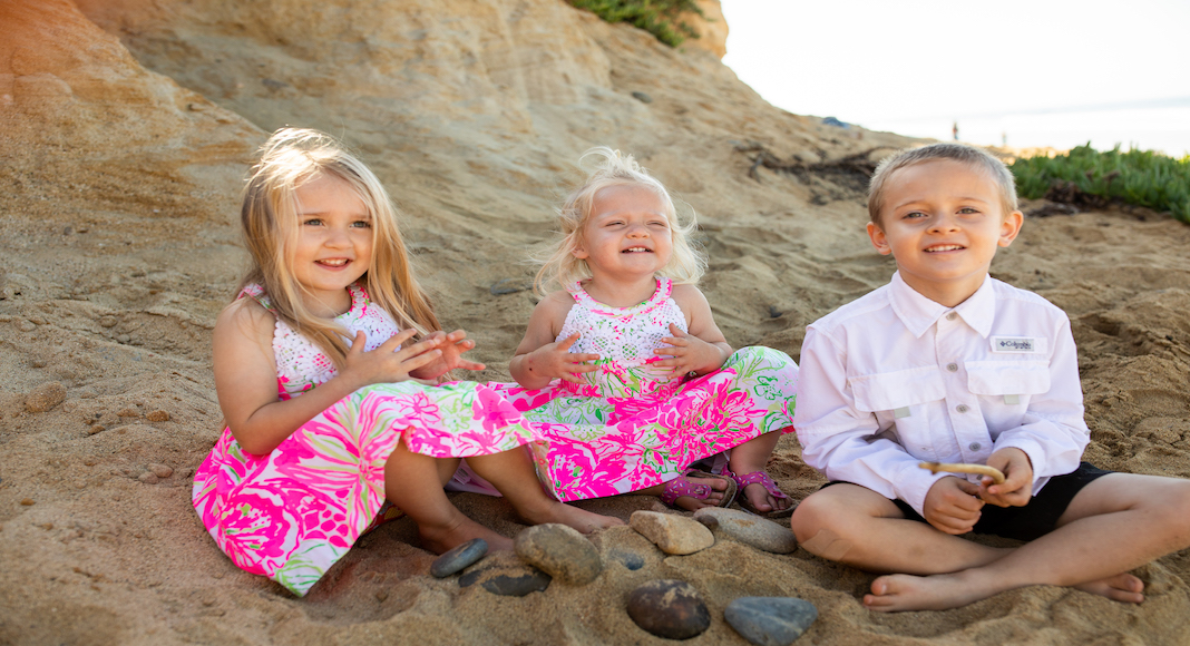Three Kids Made me a More Relaxed Mom