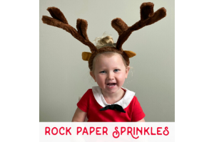 Rock Paper Sprinkles