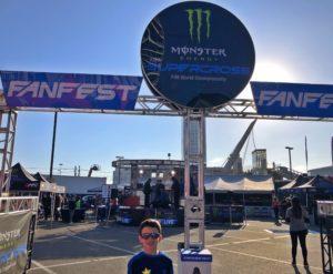 Supercross FanFest San Diego