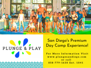Plunge and Play camp