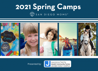 San Diego spring camps