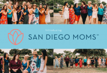 San Diego Moms featured