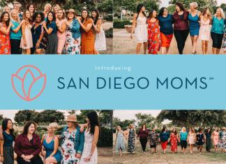 San Diego Moms featured