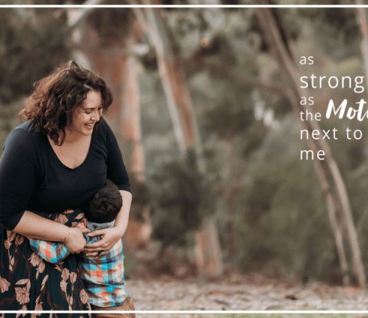 Strong Mother Feature