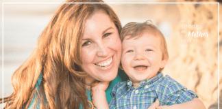 Sara Wacker and Son
