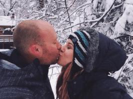 Snowfall Kiss