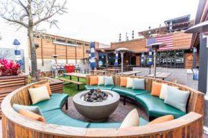 park 101 patio