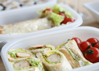 Healthy Lunch Prep