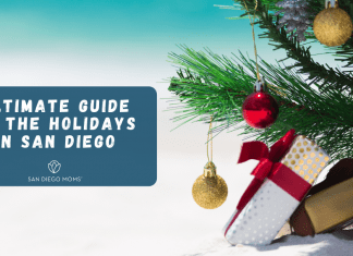 holiday guide San Diego