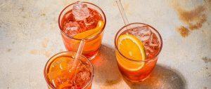 image of 3 bicicletta spritz drinks