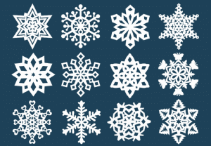 Top 10 Holiday Crafts Paper Snowflakes