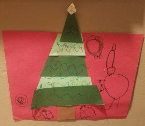 Paper Tree Art
