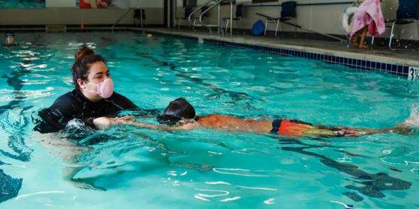 swim instuctor