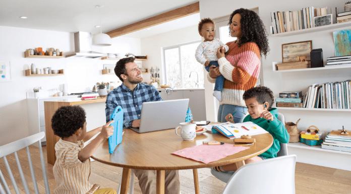 home internet family