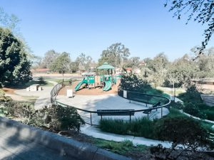San Dieguito park; article for if your kid is a runner