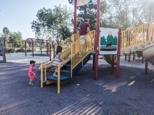 San Carlos Park; article if your kid is a runner