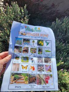 Scavenger Hunt Fun!