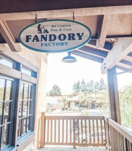 fadory factory sign