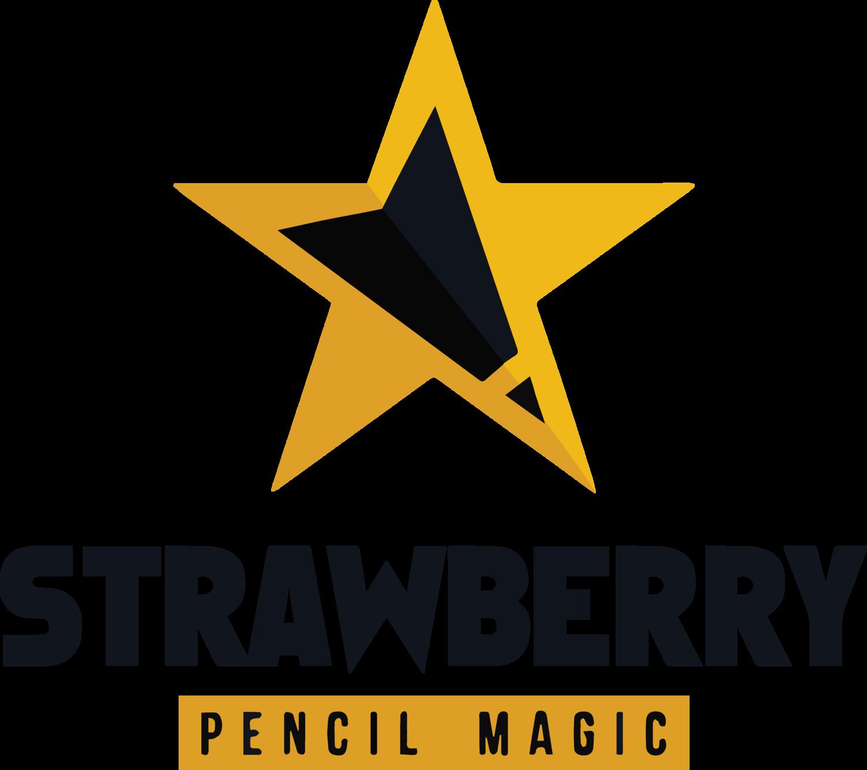 Strawberry Pencil Magic