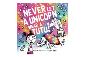 never let a unicorn wear a tutu