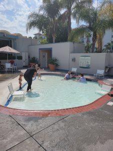 Wading Pool Family Getaway