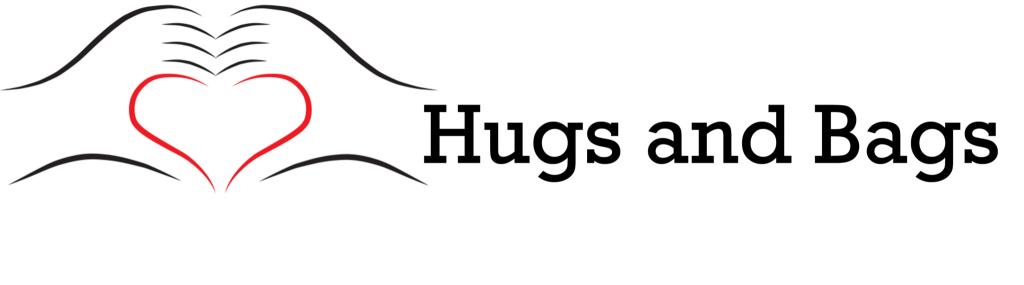 Hugs and Bags logo
