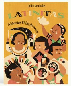Latinitas: Celebrating 40 Big Dreamers Book Image